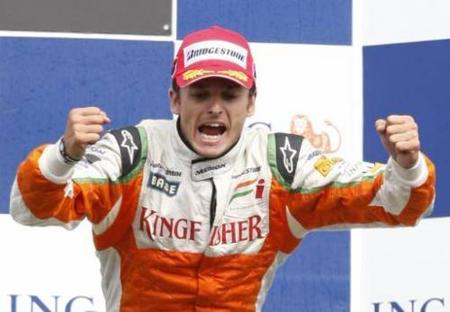 Giancarlo Fisichella será piloto de Ferrari lo que resta de temporada