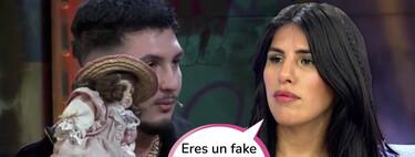 Isa Pantoja asegura que Omar Montes no robó ninguna muñeca de Cantora como dijo en 'La Resistencia': Estas son las pruebas que lo demuestran