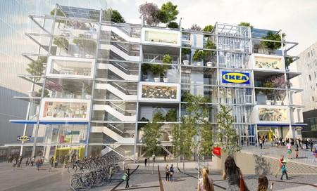 Ikea y el precio de la sostenibilidad: tiendas sin aparcamiento, coste de envío para el cliente