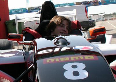 Roberto Mehri correrá con Epsilon Euskadi
