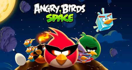Angry Birds Space aterriza en Android e iOS