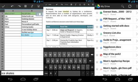 Google Drive para Android