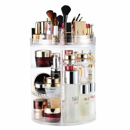 Organizador Maquillaje Redondo