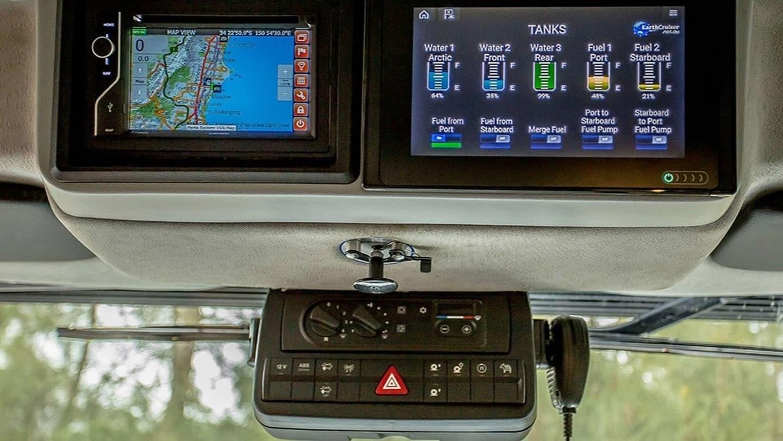 Foto de EarthCruiser Australia Unimog Explorer XPR440 (14/18)