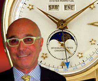 La colección vintage de Rolex de Davide Blei a subasta en 2009