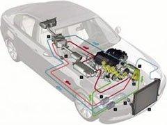 BMW trabaja en el híbrido a vapor