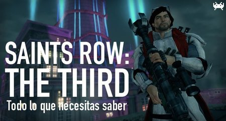 'Saints Row: The Third', todo lo que necesitas saber del nuevo 'Saints Row'