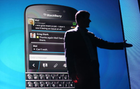 BlackBerry publica resultados decepcionantes, anuncia alianza con Foxconn