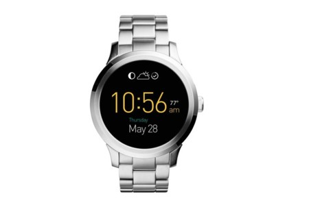 Fossil anuncia Q Founder, su primer Android Wear