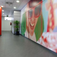 Foto 5 de 7 de la galería lugares-para-trabajar-las-oficinas-de-vodafone-en-madrid en Decoesfera