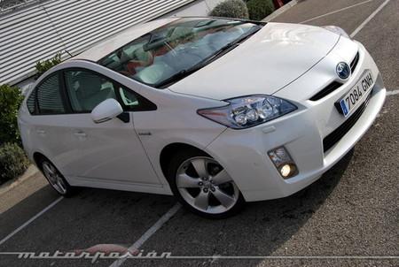 Toyota Prius III, prueba (parte 1)