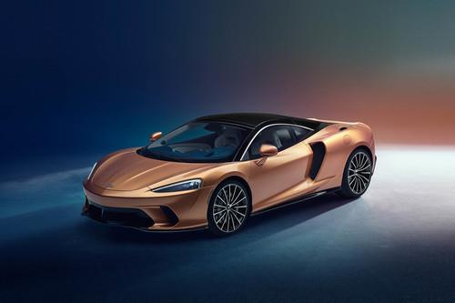 McLaren GT 2020: Motor central, maletero de compacto y un 0 a 100 km/h en 3,2 s para la nueva y original propuesta de McLaren