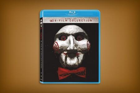 La colección de ocho películas de la saga 'SAW' en Blu-ray está a tan solo 278 pesos en Amazon México y envío gratis con Prime