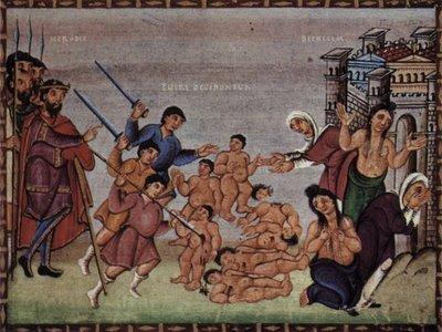 """Explicando """"el caso Herodes"""" a un niño"""