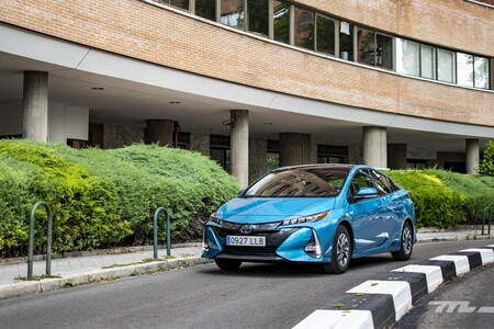 Toyota Prius Plug In 2021 Prueba 004