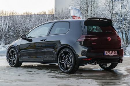 ABT vitamina el Volkswagen Golf GTI Clubsport S