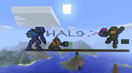 Minecraft: Xbox 360 Edition tendrá un pack de texturas de Halo