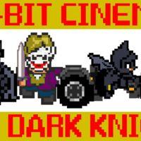 'El caballero oscuro' en 8 bits, la imagen de la semana