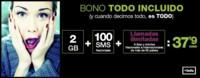 Llegan las llamadas nacionales e internacionales ilimitadas con 2 GB al prepago de Hits mobile