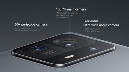 Xiaomi Mi Mix 4 Oficial Caracteristicas Tecnicas