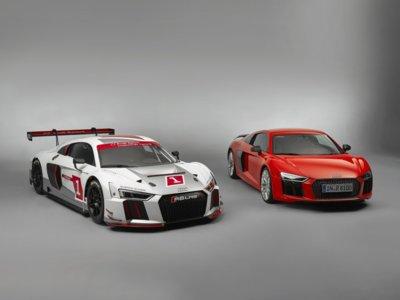 Audi R8 LMS 2016, porque no tenemos vicios baratos