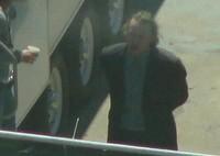 ¿Primera imagen de Heath Ledger como El Joker?