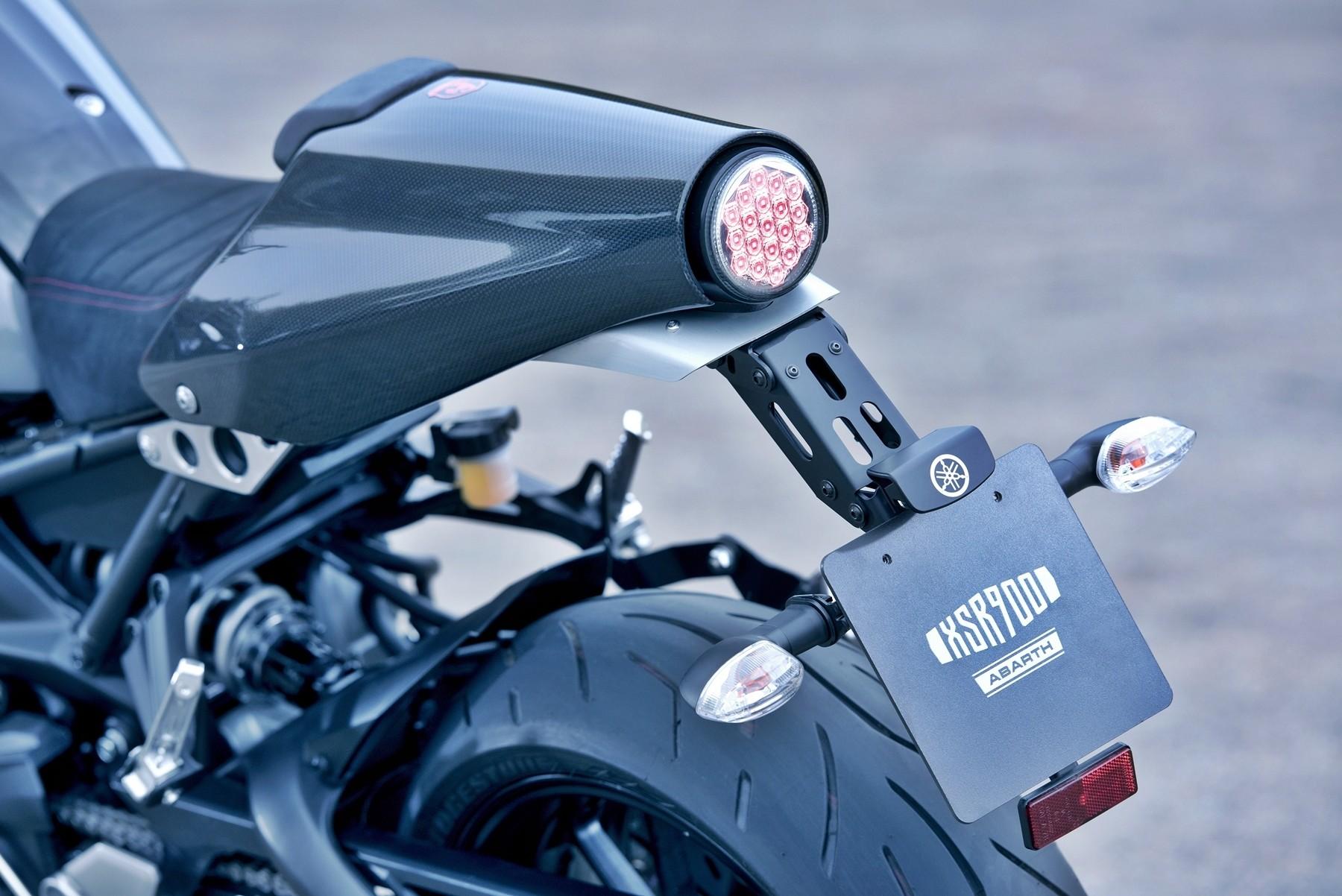 Foto de Yamaha XRS900 Abarth (16/38)