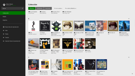 Xbox Music, lo hemos probado