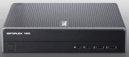 Sobremesa Dell Optiplex 160, ahorro en consumo y espacio