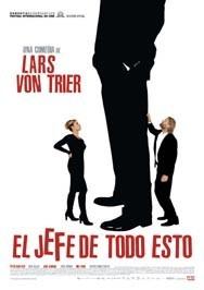 Trailer de 'El jefe de todo esto', con la que Lars Von Trier nos presenta la Automavisión