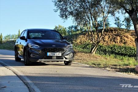 Ford Focus Ecoboost Hybrid 2020 Prueba 290