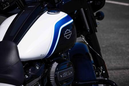 Depósito Harley-Davidson Arctic Blast Special Edtion