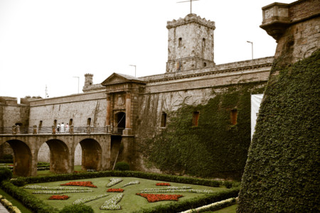 Castell Montjuic Barcelona