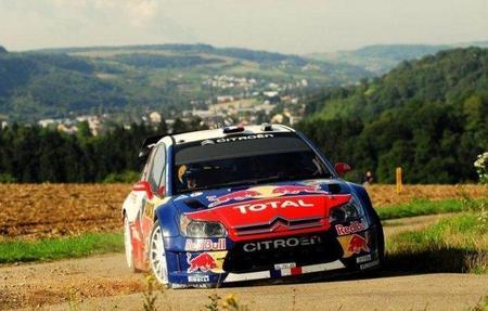 Rally de Alemania 2010: Los Citroën oficiales se destacan tras solo tres tramos