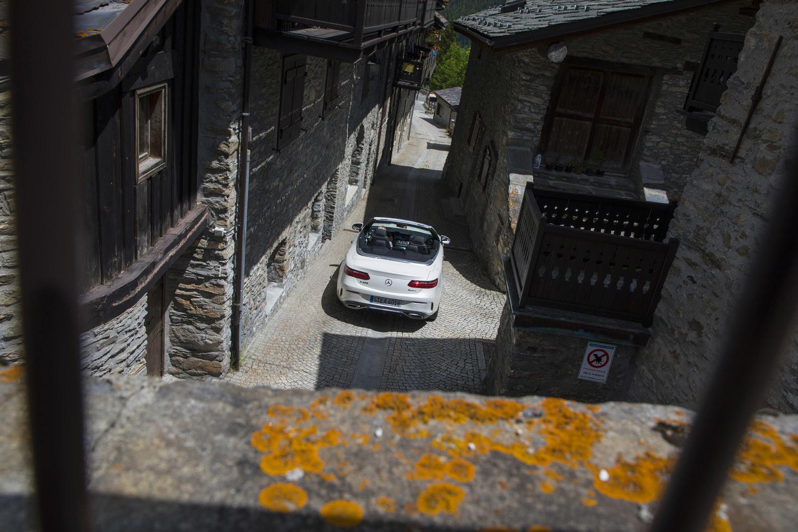 Foto de Mercedes-Benz Clase E Cabrio, toma de contacto (74/156)
