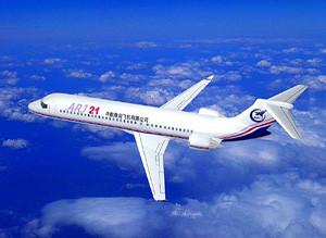China competirá con Boeing y Airbus