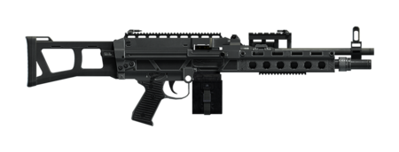 Combat Mg Mk2