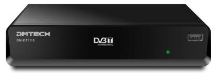 Dmtech DM-DT1115, sintonizador TDT para los que no quieren complicarse la vida