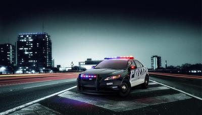 Ford Interceptor: lo mejor para las persecuciones