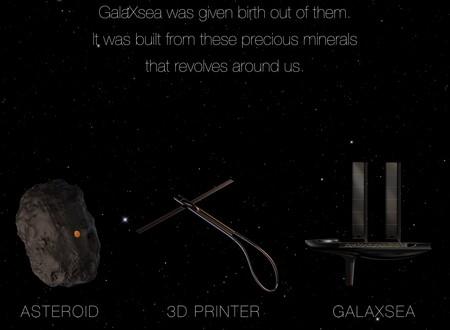 Galaxsea