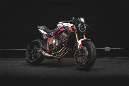 Honda Mototrofa Portugal Garage Dreams Contest 2020