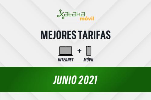 Las mejores tarifas de móvil y fibra en junio de 2021