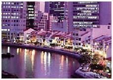 Singapur organizará el primer GP nocturno de F1 en 2008