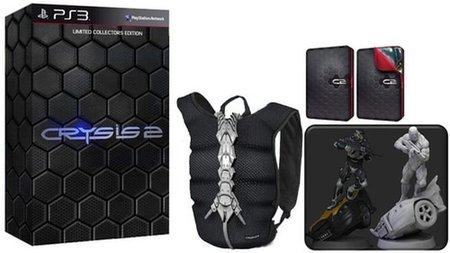 'Crysis 2'. Ésta sí es una edición de coleccionista
