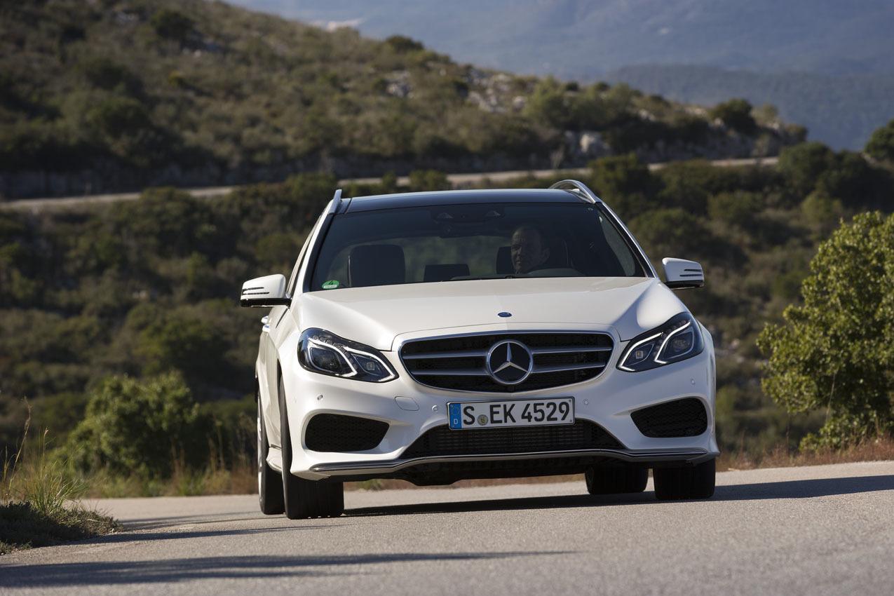 Foto de Mercedes-Benz Clase E 2013 (presentación) (30/48)