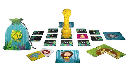 Asmodee Jski02es Jungle Speed Kids 1