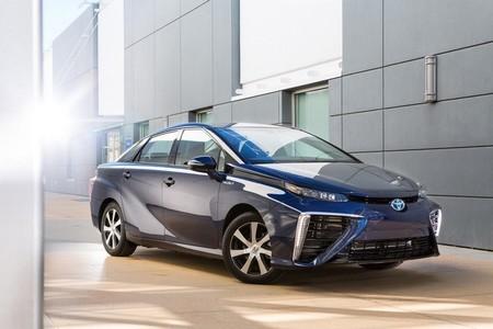 Toyota Fcv Mirai 1