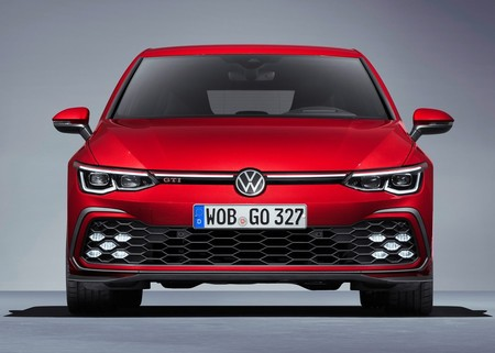 Volkswagen Golf Gti 2021 1600