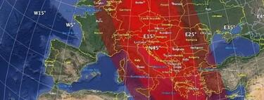 Esta simulación sugiere qué es lo que pasaría en el caso hipotético de si detectaramos un asteroide rumbo a la Tierra