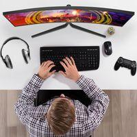 Más competencia para el mercado de monitores gaming en la gama media: llega el ViewSonic VX3258-2KC-MHD